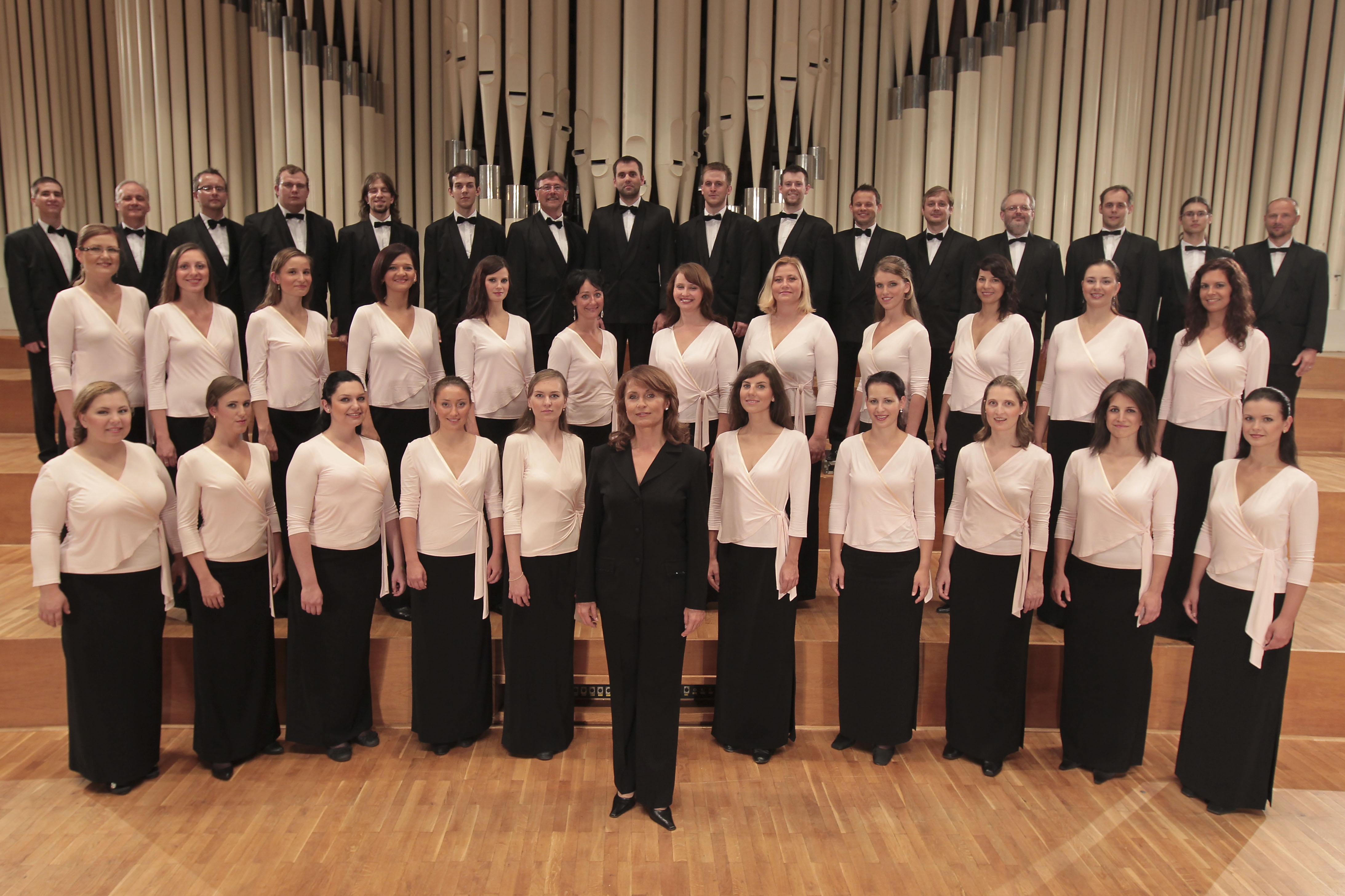 Spevácky zbor Lúčnica