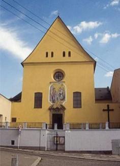 Kostel Zvěstování Páně (u Kapucínů)