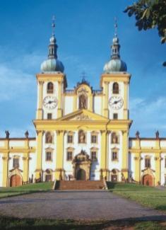 Bazilika Navštívení Panny Marie – Svatý Kopeček
