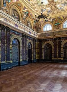 Freskový sál Komenium